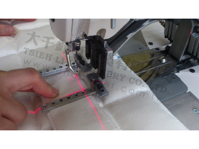 embroidering with sewing machine