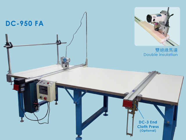 Dc 950 Series Automatic End Cutting Machine For Heavy