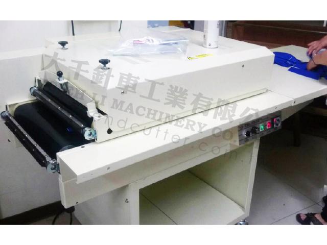 TM-450DR(迷你黏襯機) THE MINI PRESS MACHINE OPERATION3