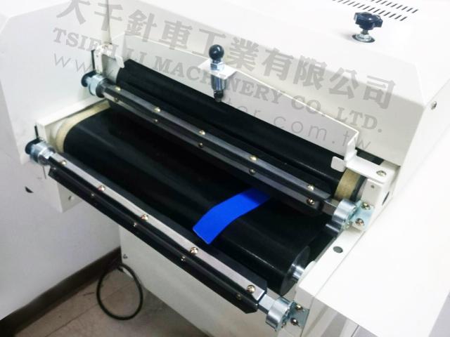 TM-450DR(迷你黏襯機) THE MINI PRESS MACHINE OPERATION
